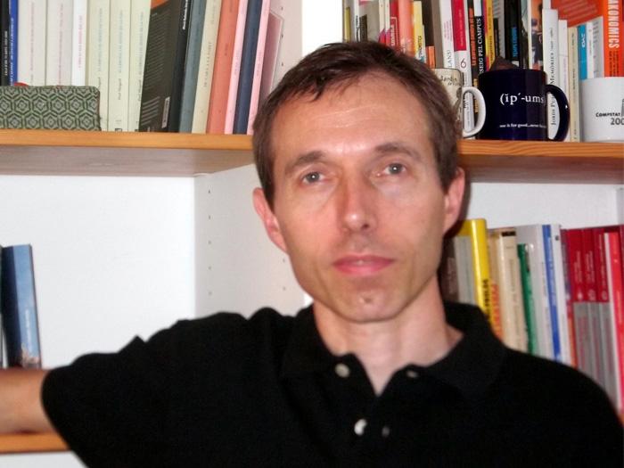 Josep Domingo-Ferrer.