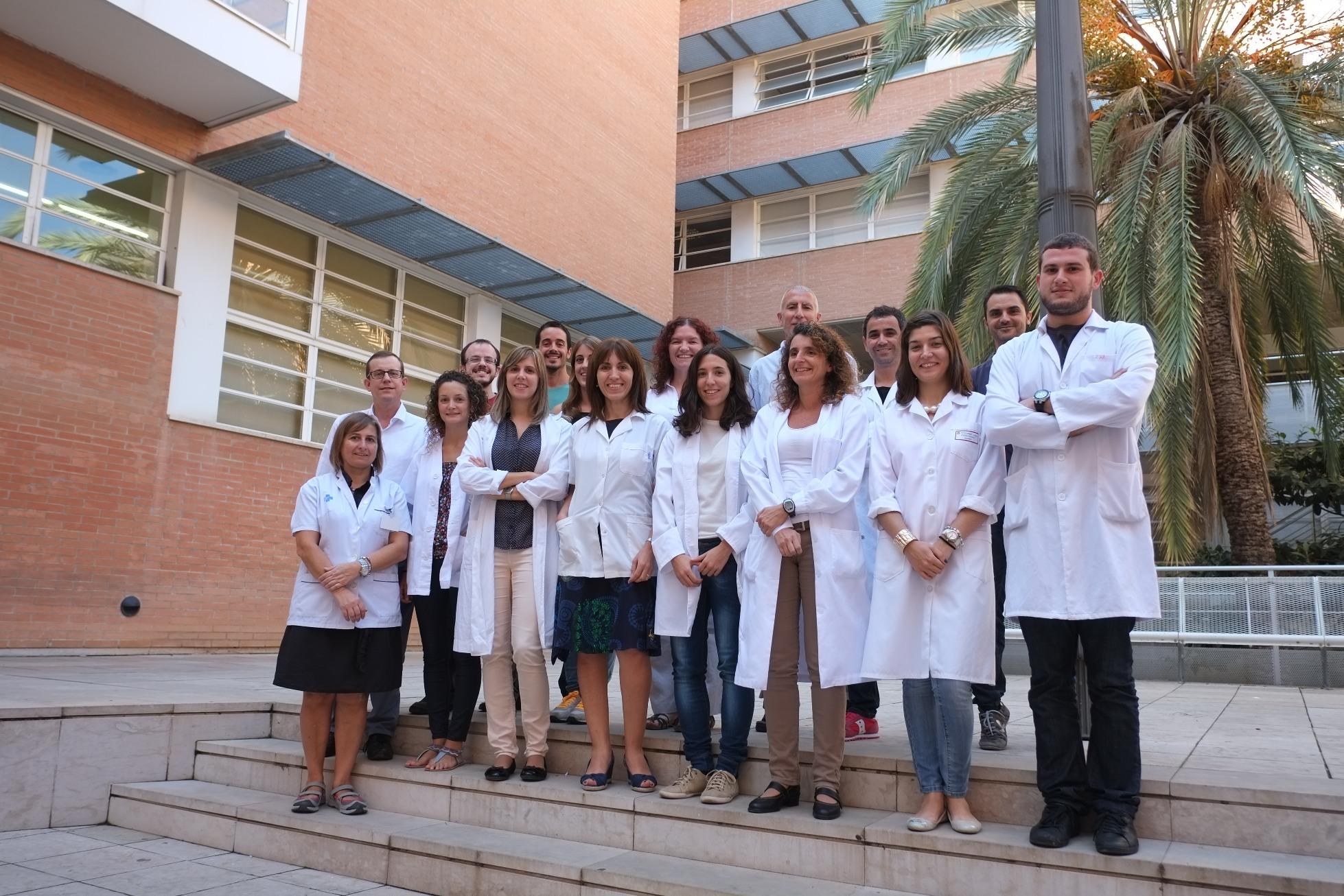 Unitat de Nutrició Humana de la URV.