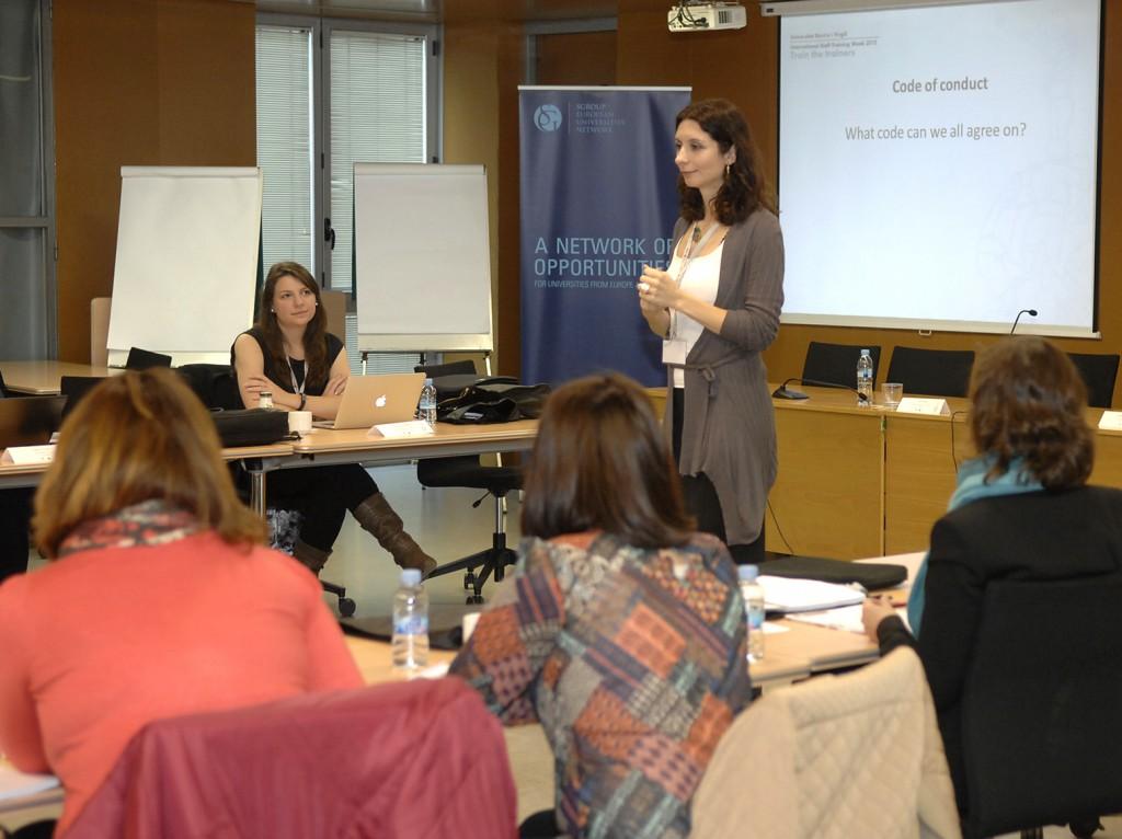 Setmana de formació de formadors en internacionalització