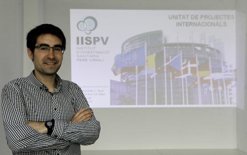 Pablo Coret és el coordinador tècnic de la nova Unitat.