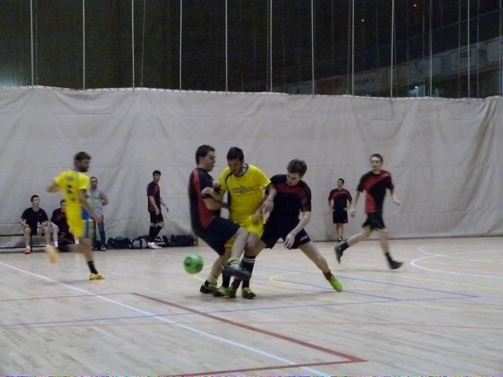 Enguany han participat dotze equips a la lliga de Futbol Sala
