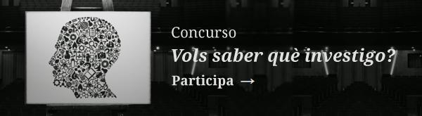 Claim Vols saber què investigo? 2015 Español