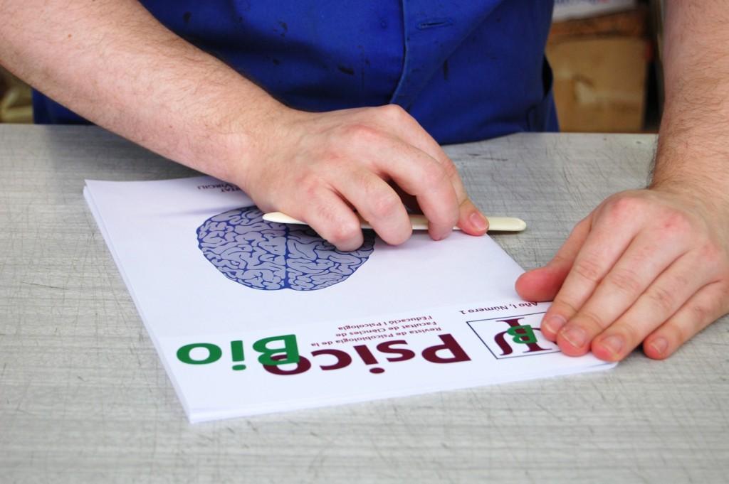 Fundación Topromi colabora con la URV en la impresión y encuadernación de la revista.