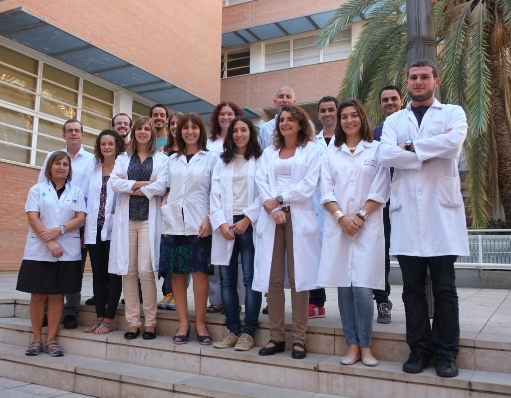 Grup d'investigadors de la Unitat de Nutrició Humana de la Universitat Rovira i Virgili.