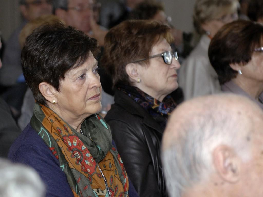 La inauguració de curs de les Aules de la Gent Gran es va fer el dia 13 de novembre a la Pobla de Mafumet.