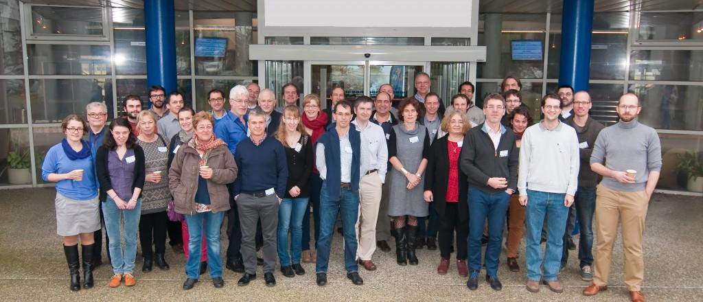 UERRA General Assembly, 02-04 February 2016. Centre Internacional de Conférences - Météo France - Toulouse