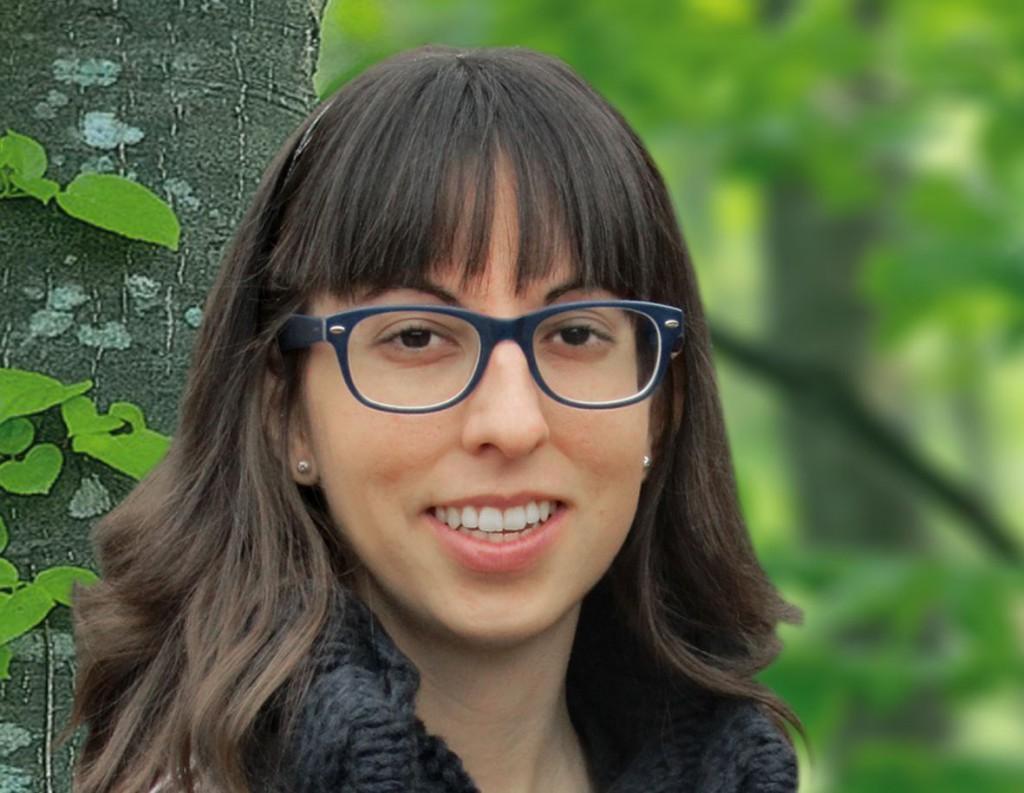 Elisenda Jové, autora de l'informe.
