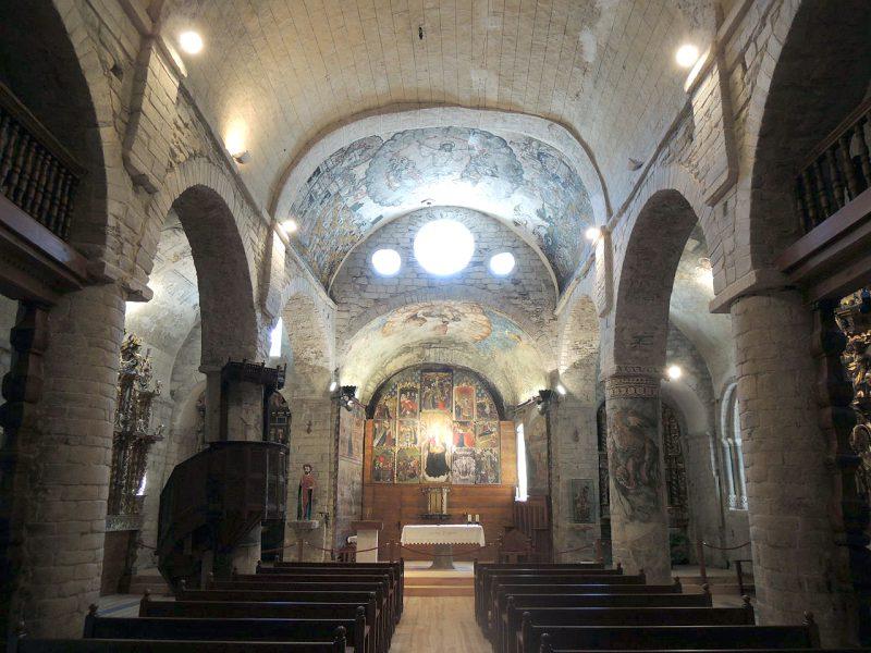 Església Santa Maria d'Arties (Vall d'Aran) / José Antonio Gil Martínez