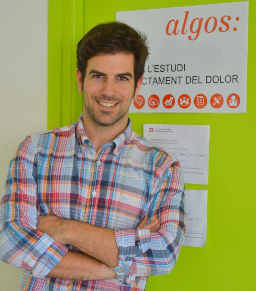 Santiago Galán és l'investigador principal de la recerca.