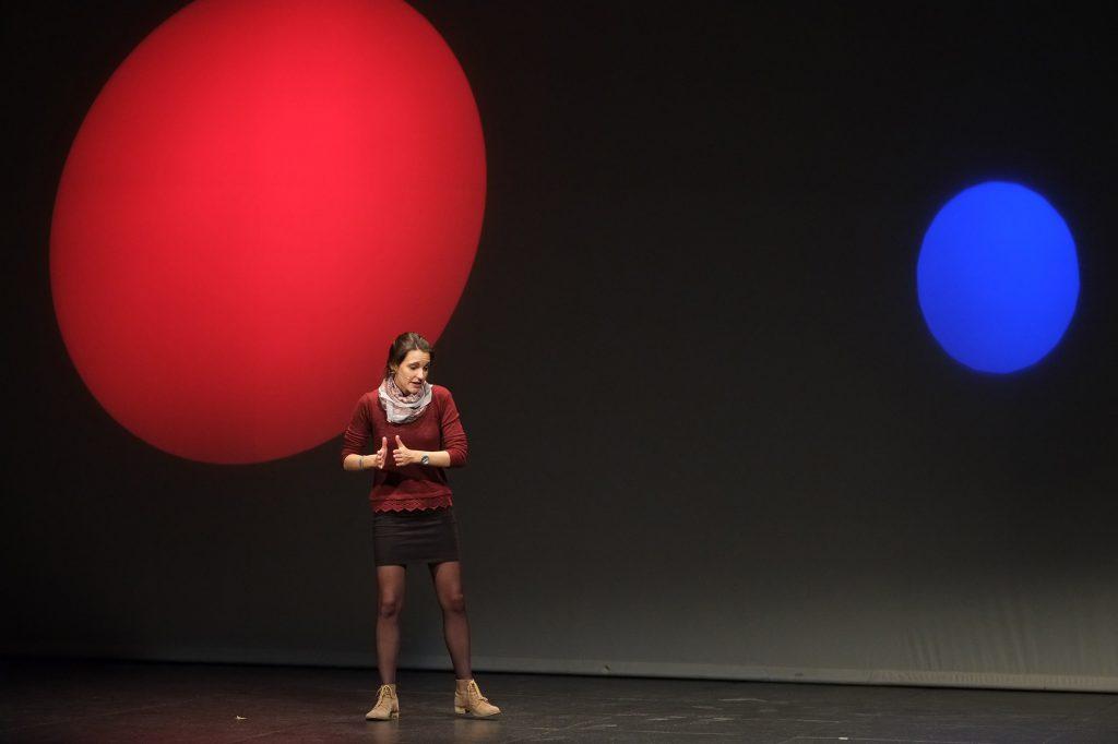 Judit Morlà, guanyadora de la quarta edició del concurs.