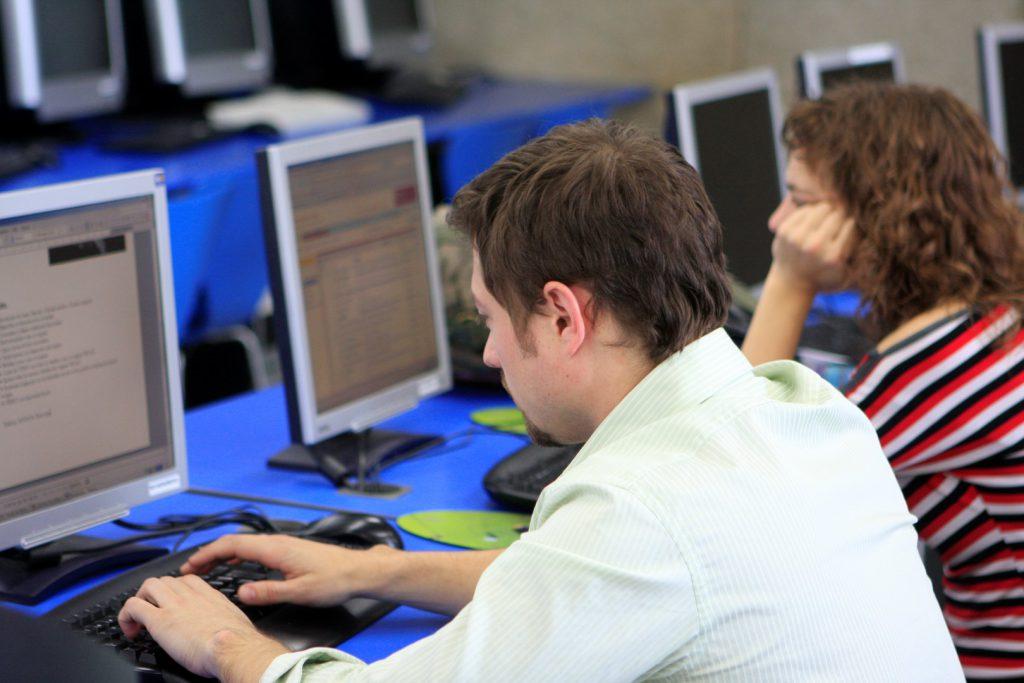 La satisfacció general dels estudiants sobre el procés de matrícula és d'un 7,62.