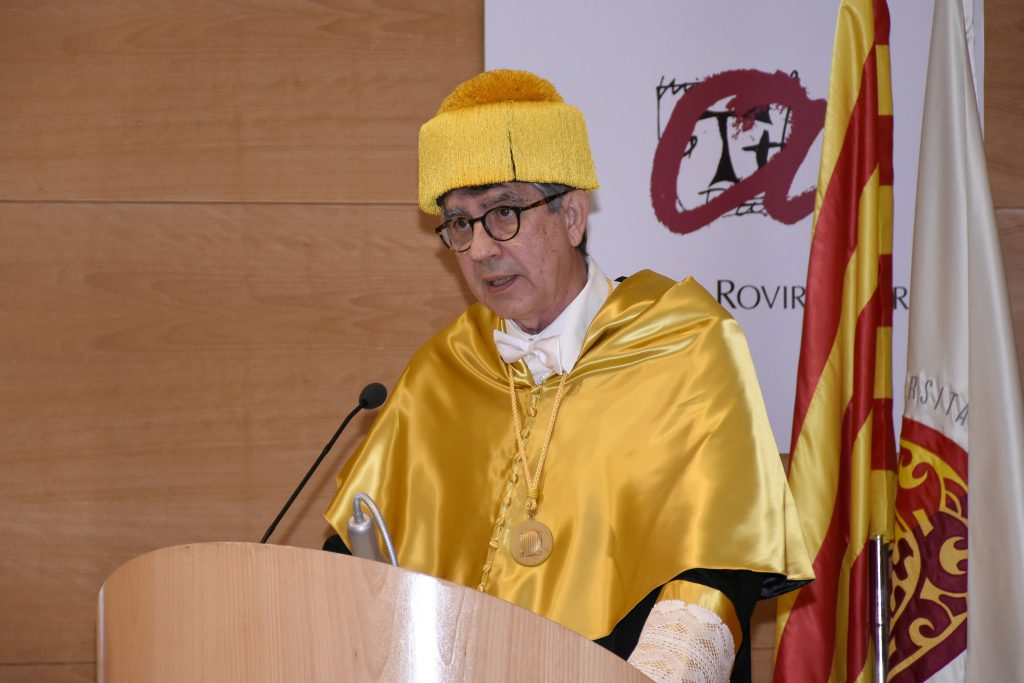 Ramon Gomis al Paranimf