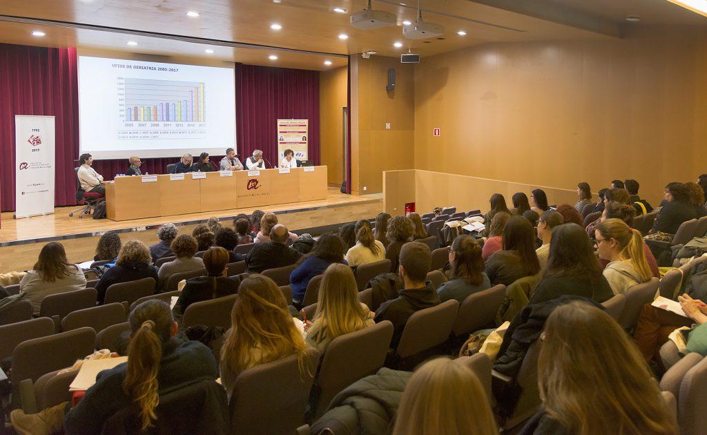 Més de 200 persones van assistir a la Jornada.