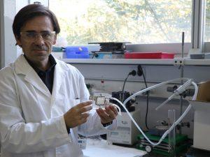 Ricard Garcia-Valls, investigador principal de la recerca.
