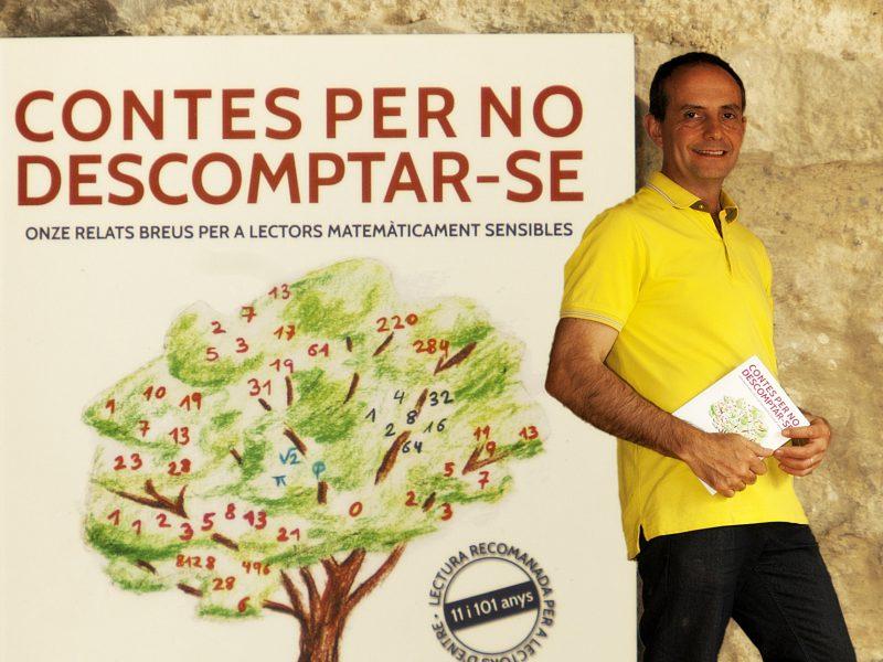 L'autor del llibre ha estat l'investigador del Departament de Psicologia Urbano Lorenzo.