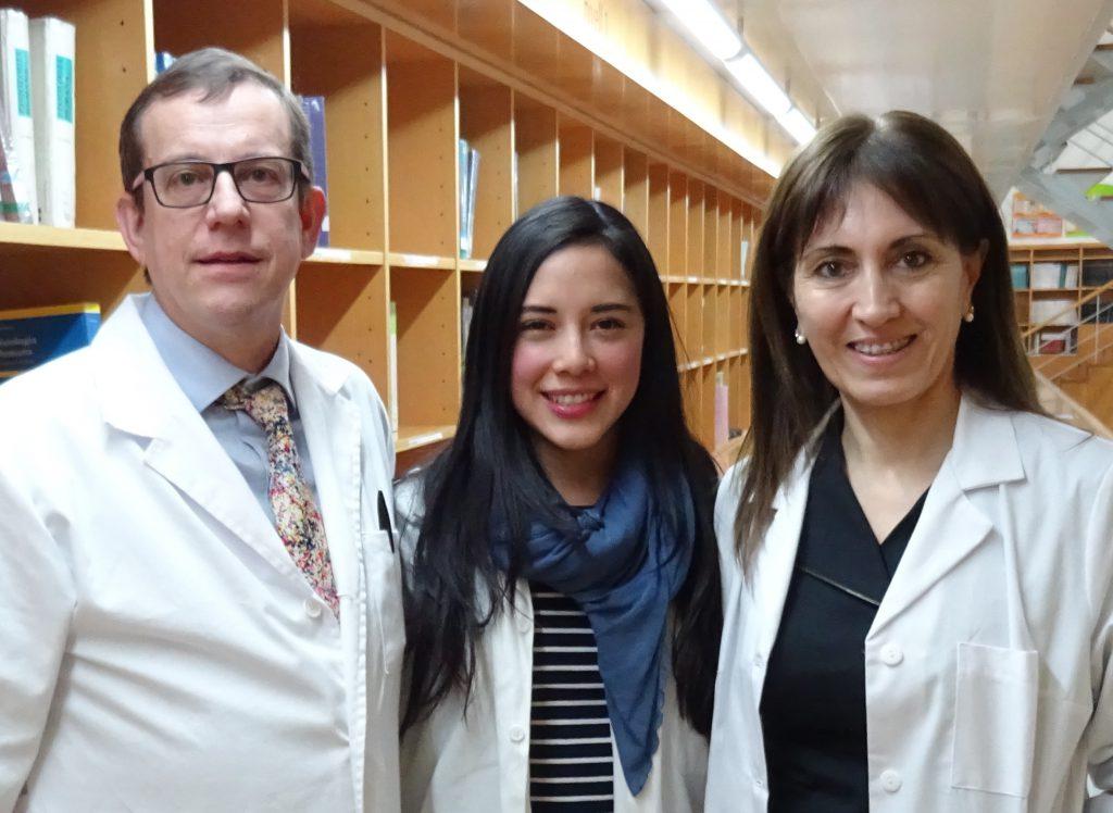 Els investigadors Jordi Salas, Indira Paz i Nancy Babio han encapçalat l'estudi.