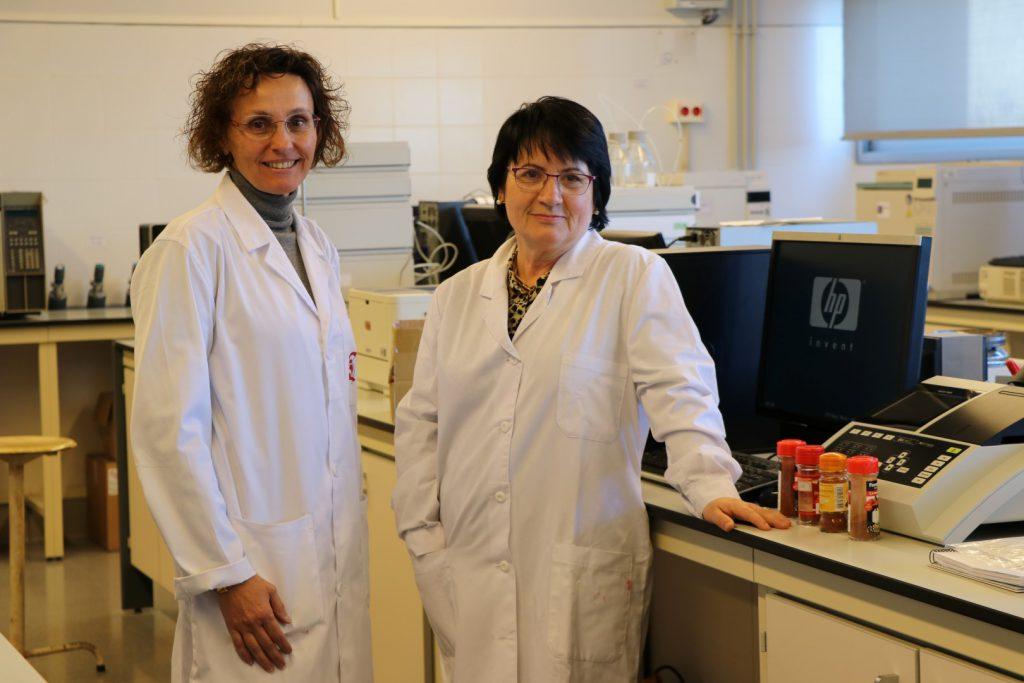 Les investigadores Itziar Ruisánchez i Pilar Callao han encapçalat la recerca.