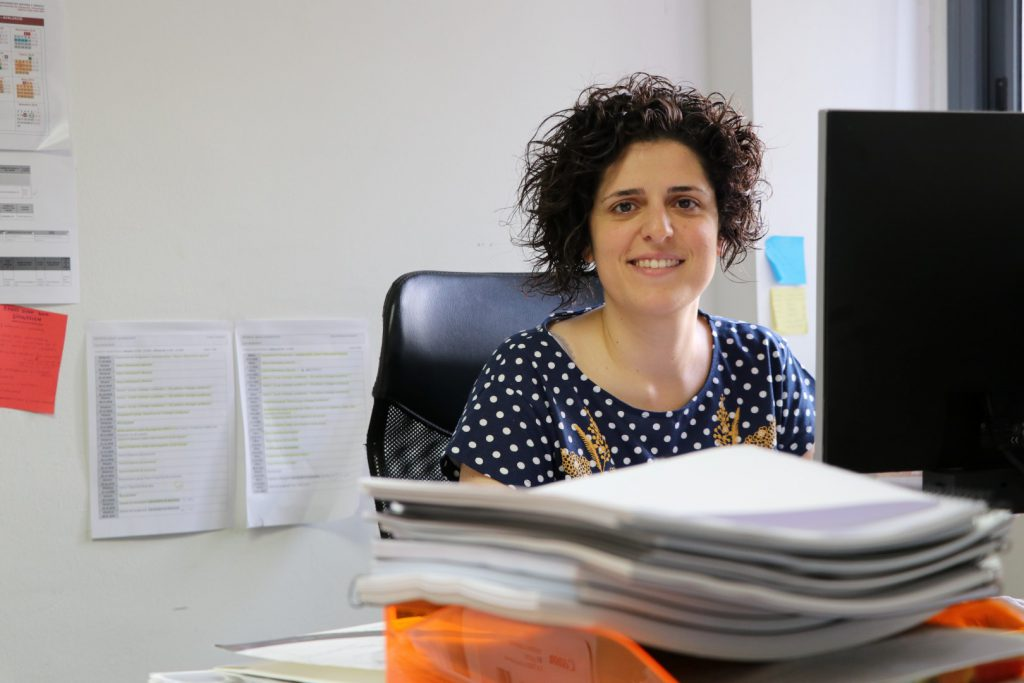 Núria Voltas és una de les investigadores de l'estudi.