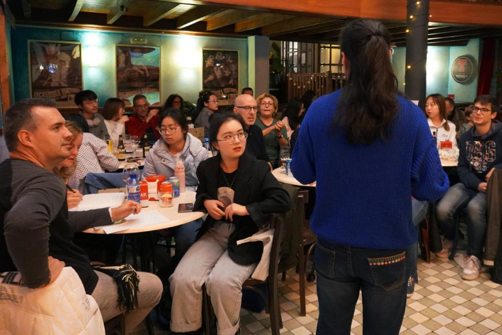 Estudiantes De La Urv Impulsan Un Chinese Corner Para El