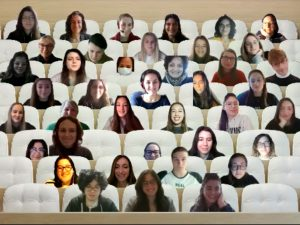 classe virtual del curs Study Abroad