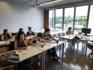 classe de quart de filologia catalana de la universitat rovira i virgili 2019